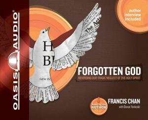 Forgotten God Audiobook on CD