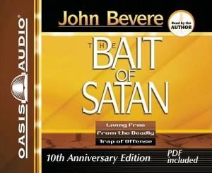 Bait Of Satan Audio Book on CD