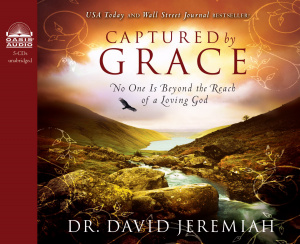 Captured By Grace Audio Book on CD
