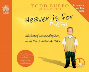 Heaven Is for Real - Audio Book on CD