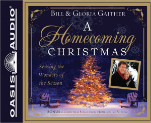 Homecoming Christmas, A - Audiobook