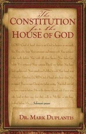 Constitution For The House Of God Pb