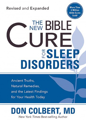 New Bible Cure For Sleep Disorders The