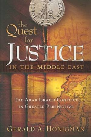 Quest For Justice In The Middle East The