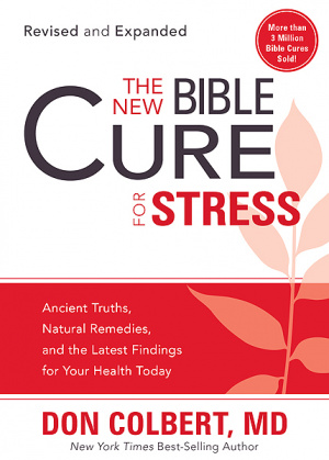 New Bible Cure For Stress The Pb