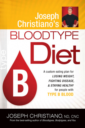 Joseph Christianos Bloodtype Diet B Pb