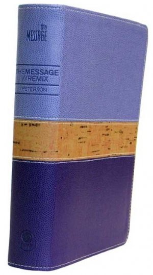 The Message Remix: Purple & Cork