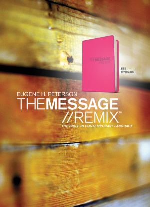 The Message Remix: Pink Hypercolour, Vinyl