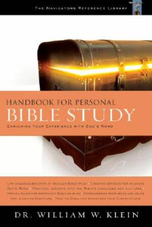 Handbook For Personal Bible Study Hb