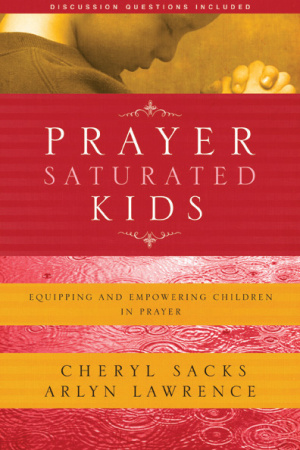 Prayer Saturated Kids Pb