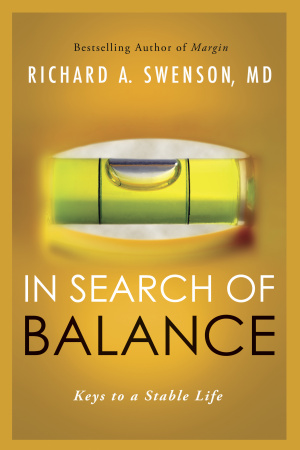 In Search Of Balance Pb