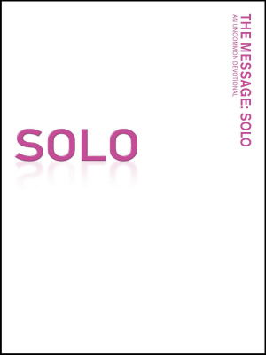 The Message Remix Solo: Pink/White Paperback