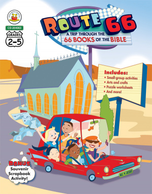 Route 66 2-5
