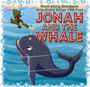 Jonah & The Whale Hardback Book + CD-ROM