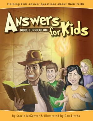 Answers For Kids Bible Curriculum