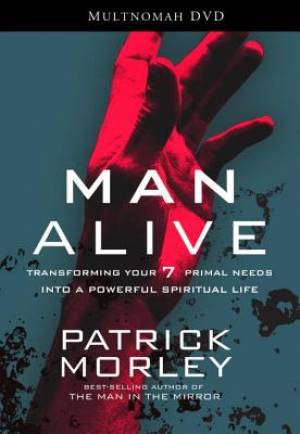 Man Alive Dvd Study Resource