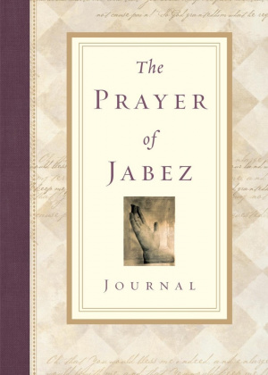 The Prayer of Jabez Journal