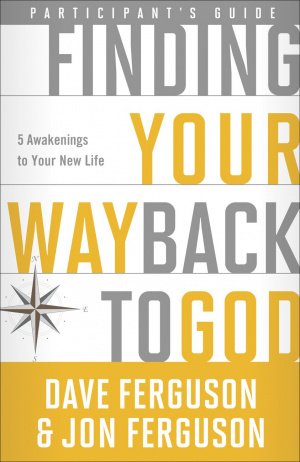 Finding your Way Back to God (Participant's Guide)