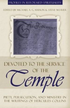 Devoted To The Service Of The Temple Wri