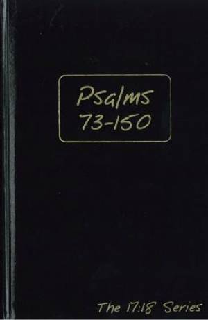 Psalms, 1-72 -- Journible The 17:18 Series