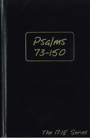 Psalms, 73-150 -- Journible The 17:18 Series