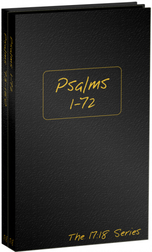 Psalms 2-Volume Set -- Journible The 17:18 Series