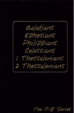 Galatians, Ephesians, Philippians, Colossians, 1&2 Thessalon