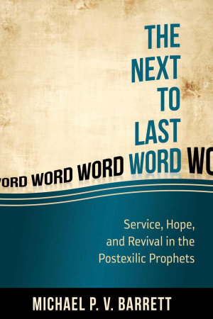 Next To The Last Word: Service, Hope, And Revival In The, Th