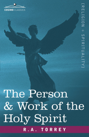 Person & Work Of The Holy Spirit