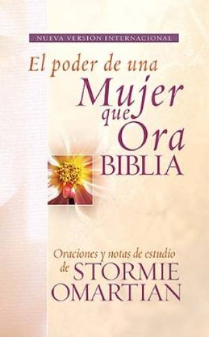 NVI Power Of A Praying Woman Bible Spanish Edition Hardback