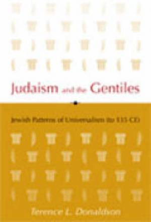 Judaism And The Gentiles Hb