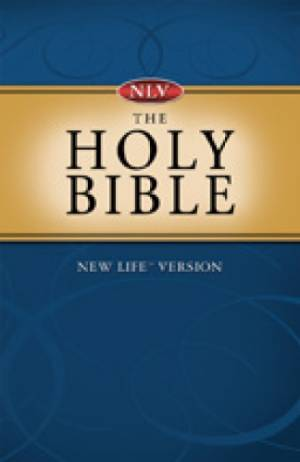 New Life Version Bible: Paperback