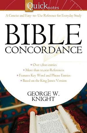 Quicknotes Bible Concordance