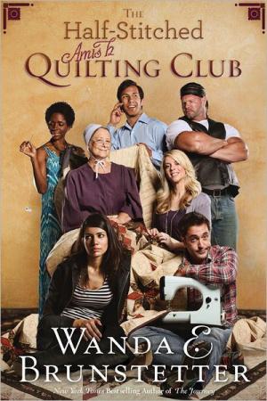 Half Stitched Amish Quilting Club