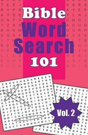 Bible Word Search 101 Vol 2