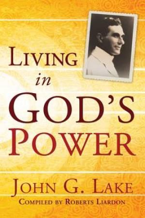 Living In Gods Power Pb