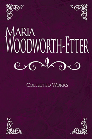 Maria Woodworth-Etter Collected Works Cloth Book