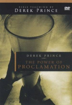 Dvd-Power Of Proclamation (1 Dvd)