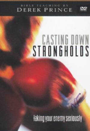Dvd-Casting Down Strongholds (1 Dvd)