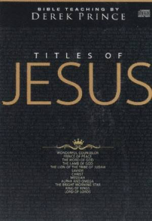 Audio Cd-Titles Of Jesus (2 Cd)