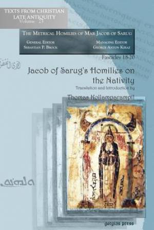 Jacob of Sarug's Homilies on the Nativity