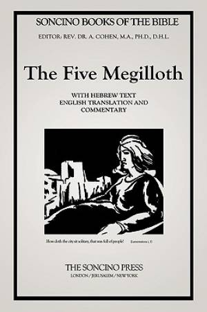 The Five Megilloth (Soncino Books of the Bible)
