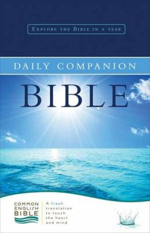 CEB Common English Bible Daily Companion