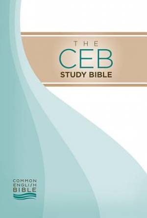 Ceb Common English Bible Study Bible Hardcover