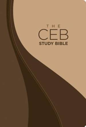 Ceb Common English Study Bible Decotone