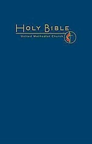 CEB Common English Pew Bible, Navy UMC Emblem