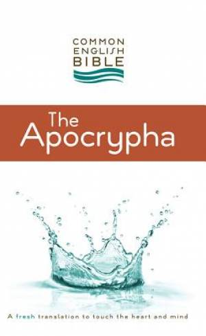 Ceb Common English Bible The Apocrypha Softcover