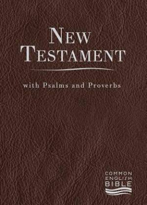 Pocket New Testament with Psalms and Proverbs-Ceb