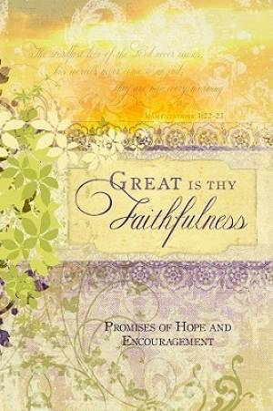 Pocket Great Is Thy Faithfulness Pb