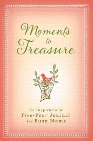 Moments To Treasure Keepsake Journal